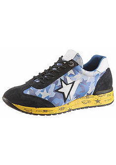 Cetti terepszínű sneaker csillagmintával
