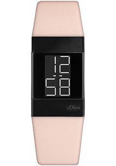 s.Oliver RED LABEL digitális óra »SO-3279-LD«