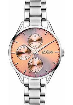 s.Oliver RED LABEL multifunkciós óra »SO-3217-MM«