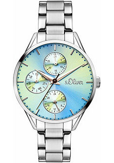 s.Oliver RED LABEL multifunkciós óra »SO-3218-MM«