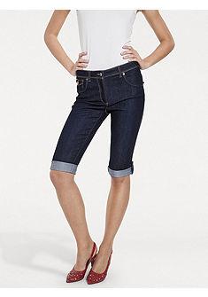 Tělo formující capri džíny