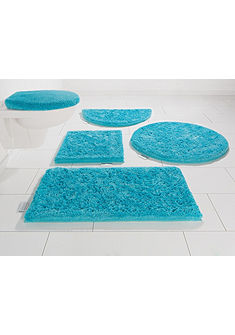 Koupelnový kobereček, GMK Home & Living »Jari« výška 30 mm, mikrovlákno, protiskluzová zadní strana