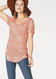 Vero Moda Tričko s okrúhlym výstrihom »LUA«