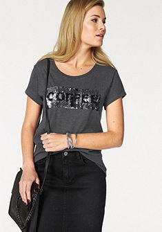 Vero Moda Tričko s kulatým výstřihem»COFFEE«