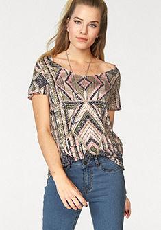 Vero Moda Tričko s kulatým výstřihem »LUA«