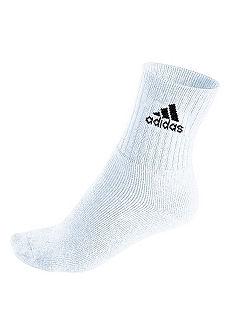 Sportovní ponožky 3/6párů, adidas