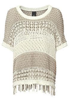 B.C. BEST CONNECTIONS by heine Hrubý pletený pulovr
