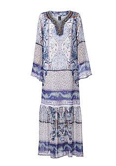 B.C. BEST CONNECTIONS by Heine nyomott mintás ruha