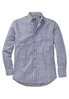 Luis Steindl Pánska krojová košeľa, kockovaná