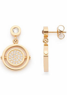 JEWELS BY LEONARDO Náušnice »Libertino gold, 016032«