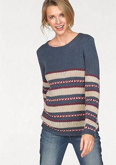 Cheer Pletený pulóver
