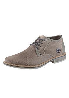 Rieker Šněrovací obuv»Samtcalf/Paduna«