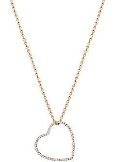 XENOX nyaklánc szív alakú medállal »Szív, Lux Line, X2533G«