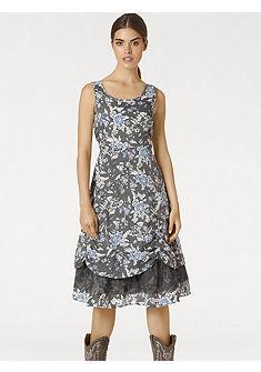 LINEA TESINI by Heine nyomott mintás ruha
