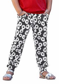 KIDSWORLD Vzorované kalhoty