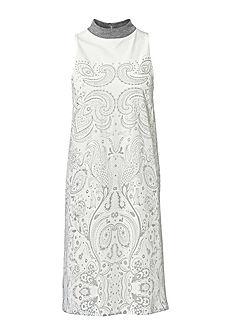 B.C. BEST CONNECTIONS by Heine nyomott mintás dzsörzé ruha
