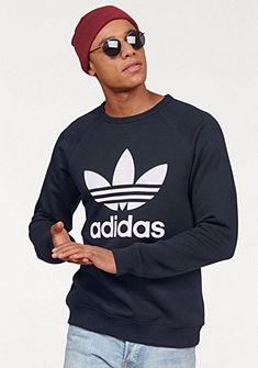 adidas Originals hosszú ujjú póló »TREFOIL FLEECE CREW«