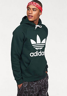adidas Originals Mikina s kapucňou »TREFOIL HOODY«