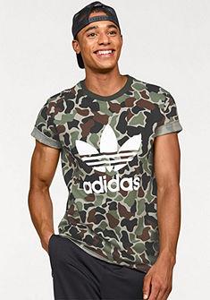 adidas Originals Tričko »CAMO TREFOIL T«