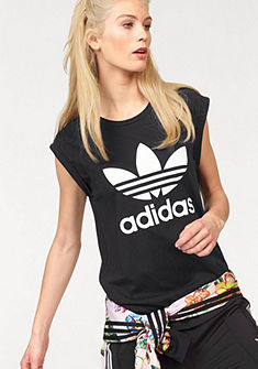adidas Originals Tričko »BF TREFOIL ROLL UP TEE«
