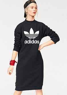 adidas Originals Bavlněné šaty »TREFOIL CREW DRESS«