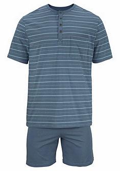 Schiesser Pyžama krátka
