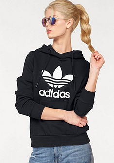 adidas Originals kapucnis hosszú ujjú póló »TREFOIL LOGO kapucnis hosszú ujjú felső«