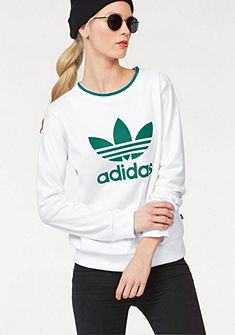 adidas Originals melegítő felső logó mintával »ADIDAS EQT LOGO SWEATER«