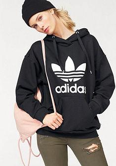 adidas Originals kapucnis hosszú ujjú póló »TREFOIL kapucnis hosszú ujjú felső«