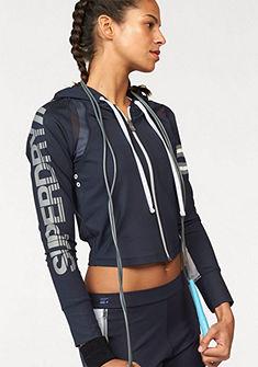 Superdry Sportovní bunda »SUPER SPEED SPORT ZIPHOOD«