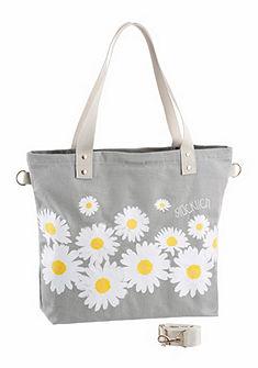 ADELHEID shopper táska »Glücklich«