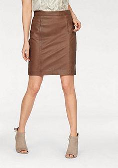 Tamaris Kožená sukně