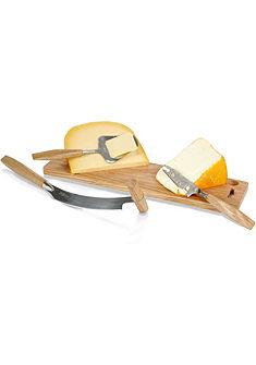 BOSKA Holland Doštička /nôž na syr, dub »Explore Cheese«