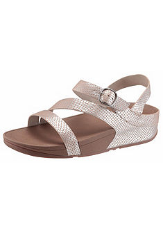 FitFlop telitalpú szandál »The Skinny Z-Cross Sandals«