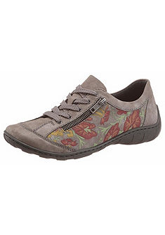 Rieker sneaker nyomott virágmintával