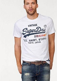 Superdry Tričko »SHIRT SHOP SURF TEE«