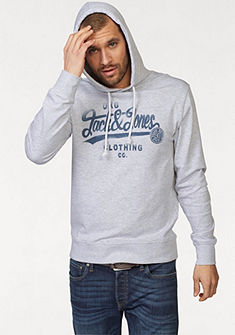 Jack & Jones kapucnis hosszú ujjú póló »Jormood Sweat Hood«