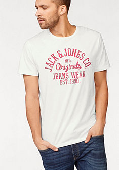 Jack & Jones Tričko »UBBE TEE SS CREW NECK«