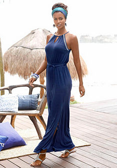s.Oliver RED LABEL Beachwear maxi ruha