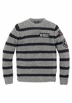 Buffalo Pruhovaný pulóver