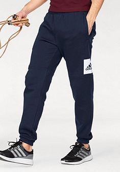adidas Performance Kalhoty na jógu »ESSENTIALS BOX LOGO TAPERED PANT FLEECE«