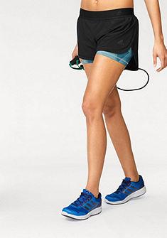 adidas Performance 2 az 1-ben sort elasztikus derékkal»2IN1 AOP SHORT«