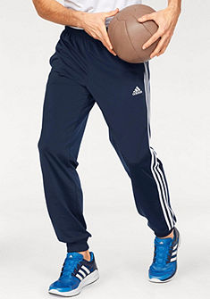 adidas Performance Sportovní kalhoty »ESSENTIAL 3 STRIPE PANT WOVEN PANT«