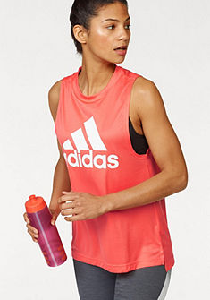 adidas Performance Top »BOXY TANK DEEP ARMHOLE POLY«