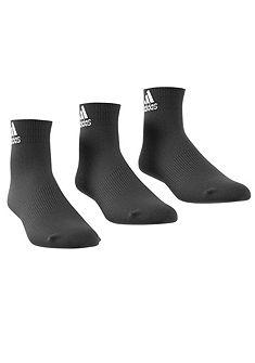 adidas Performance Krátké ponožky unisex (3 páry)