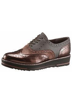 Marco Tozzi Šněrovací topánky