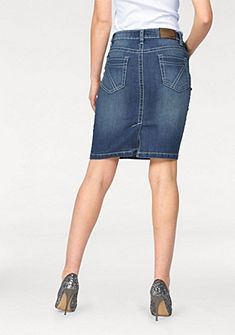 Arizona Riflová sukňa »kontrastné švíky«