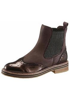 Marco Tozzi Chelsea obuv, dierovanie