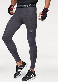 adidas Performance Sportovní legíny »TECHFIT LONG TIGHTS PRINT«