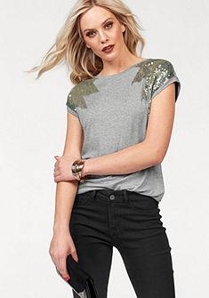 Melrose Tričko s kulatým výstřihem